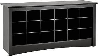 Prepac  Shoe Storage Cubbie Bench, 24