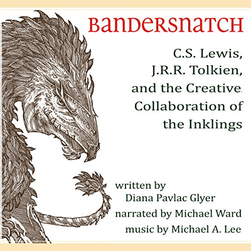 Bandersnatch audiobook cover art