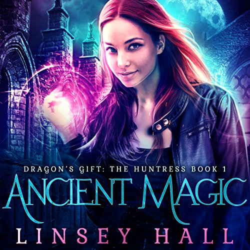 Ancient Magic audiobook cover art