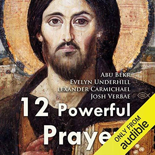Twelve Powerful Prayers audiobook cover art