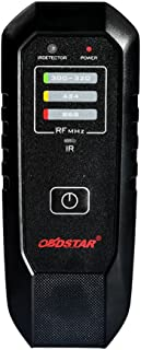Obdstar RT100 Remote Tester Frequency/Infrared IR for 300Mhz-320Mhz