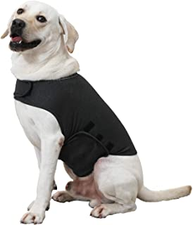 HACHIKITTY Dog Thunder Vest Comfort Calming,Dog Anxiety Wrap and Anxiety Vest,Thunder Shirts for Small Medium Large Dogs