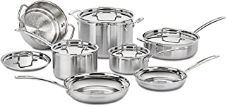 Best cuisinart multiclad pro triple ply Reviews