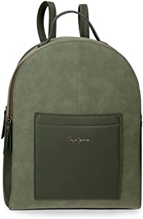 Lorain Mochila Porta Tablet, color Verde