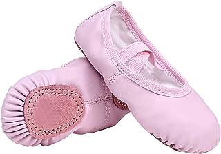حذاء تدريب الباليه للبنات من ستيل، أحذية للرقص واليوجا