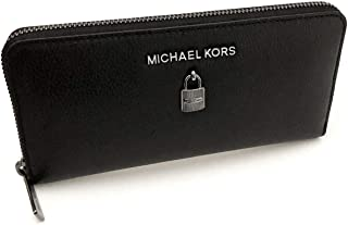 Michael Kors Giftable Jet Set Adele Zip Around Leather Wallets