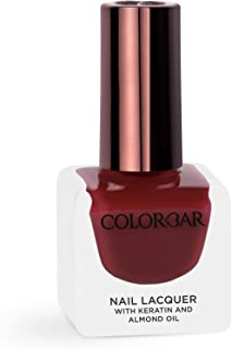 Colorbar Nail Lacquer, Burnt Pink, 12 ml