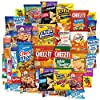 Snack Chest Care Package (120 Count) Variety Snacks Gift Box - College Students, Military, Work or Home - Over 9 Pounds of Chips Cookies & Candy! #3