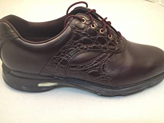 Etonic Men's Stabilite Plus Waterproof Golf Shoes Brown, Size 9, Medium EM9001-3