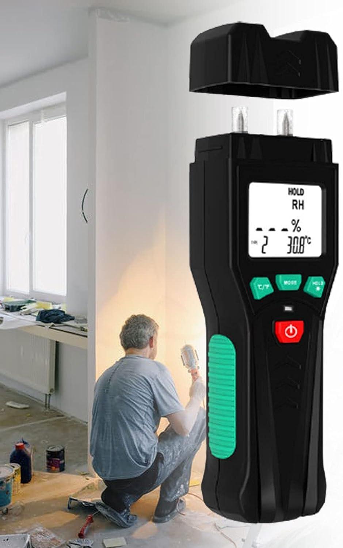 CSYHJRS Wood Moisture trust Max 62% OFF Meter Met Detector Portable