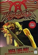 "Aerosmith ""Rock This Way"""