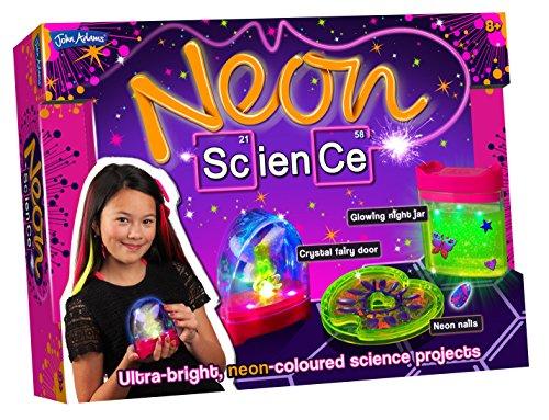 John Adams Neon Jouet Science (Multicolore).