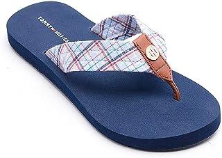 b7cd2409 Amazon.com: Tommy Hilfiger - Flip-Flops / Sandals: Clothing, Shoes ...