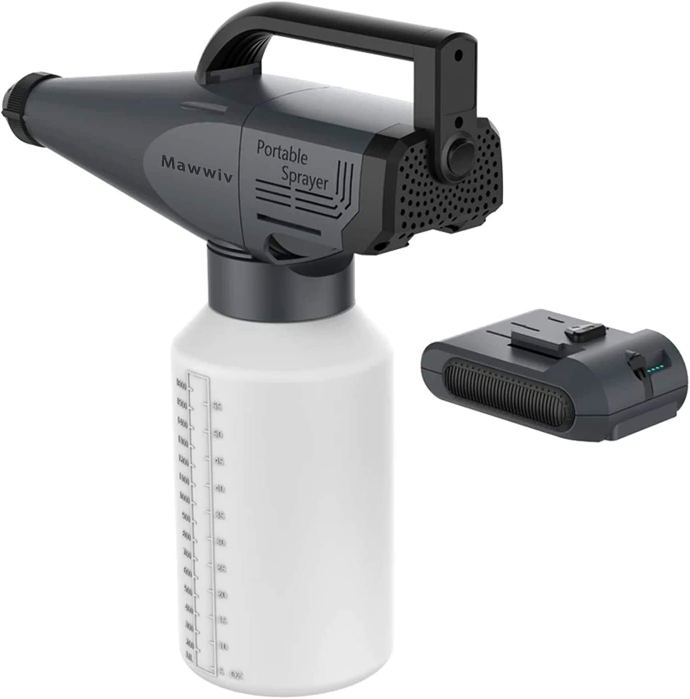 Mawwiv Electrostatic Max 86% OFF Sprayer Portable Rechargeable Popular Cordless Spr
