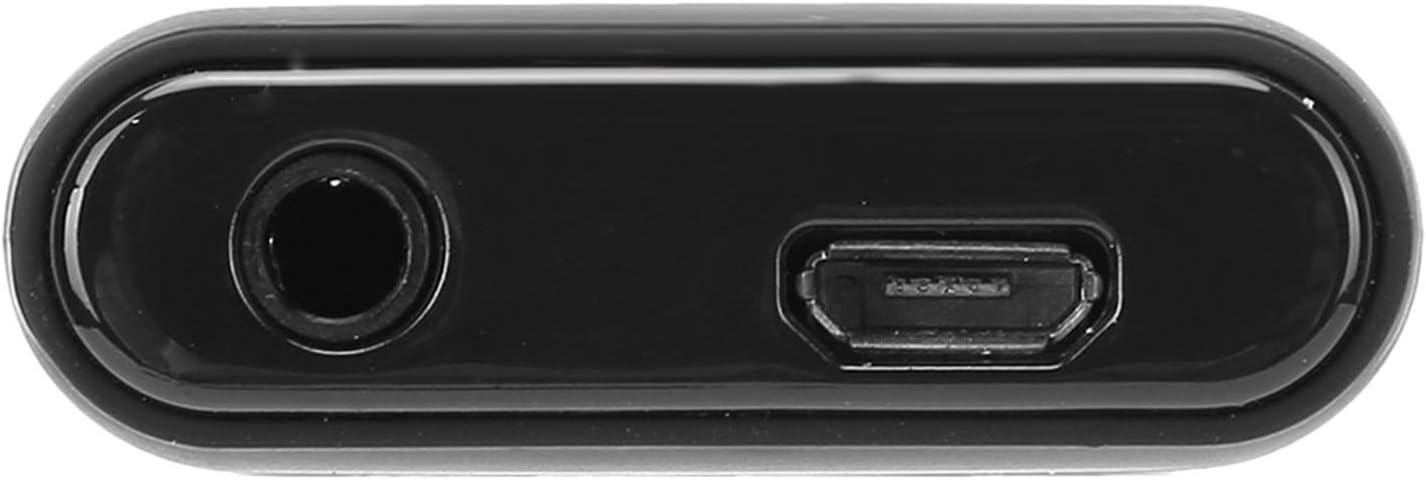 Transmisor inalámbrico, Compatible con Adaptador AUX IN/out, Adaptador de Receptor de transmisor Receptor de transmisor inalámbrico para computadora