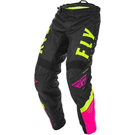 Fly Racing 2019 F-16 Jersey and Pants Combo Youth Neon Pink//Black//Gray Medium,24
