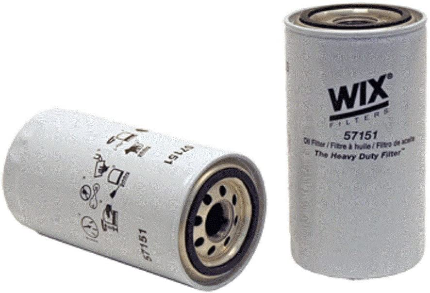 free shipping Wix 57151 Spin-On Lube Filter 6 Case Rapid rise - of