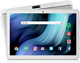 ANTEMPER 10 Inch Tablet Android 9.0 Pie,3G Unlocked Phablet with Dual Sim Card Slots Support Phone Call,Quad-Core,2GB RAM,...