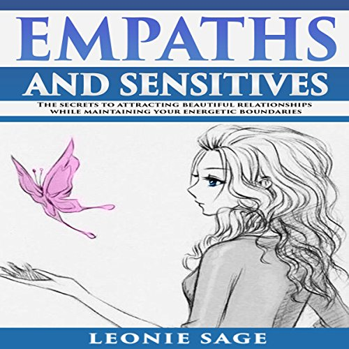 Empaths and Sensitives audiobook cover art