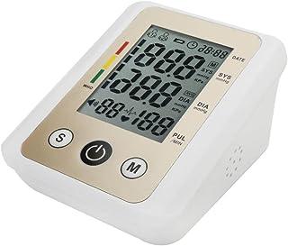 TAO Monitor De Presión Arterial Batería Seca Del Hogar Inteligente Pantalla Grande Totalmente Portátil Recargable Recargable Multifunción 5.3 * 4.3 * 2.8in