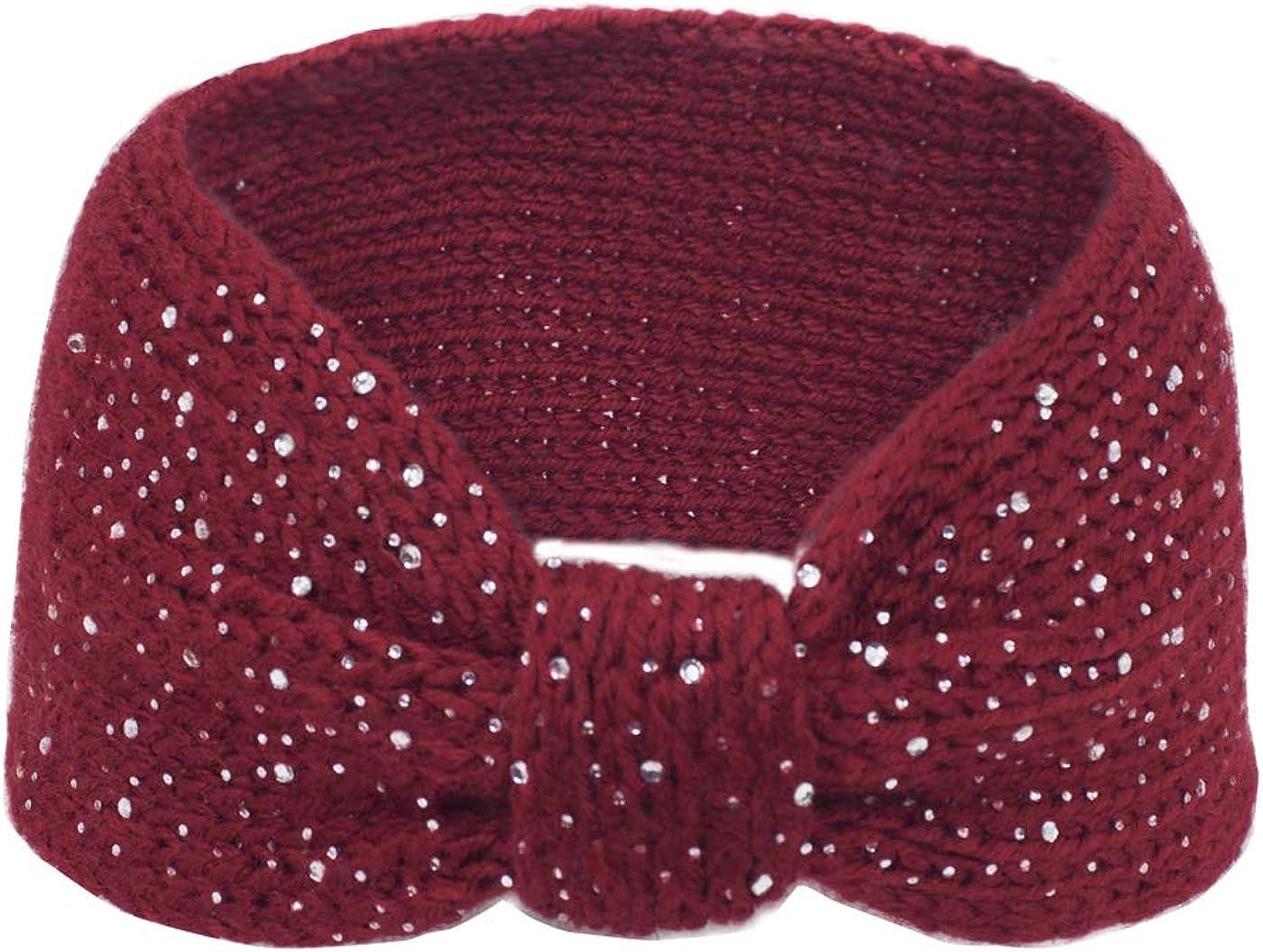 Dahlia Women's Winter Knit Headband