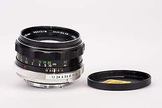Minolta MC Rokkor-PF Rokkor PF 1:1.7 1.7 55mm 55 mm