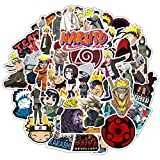 Later PVC wasserdichte benutzerdefinierte Aufkleber japanische Anime Naruto Aufkleber...