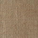 Panini Tessuti - Tela de yute de fibra natural - Retales de 2, 5 o 10 m x 1,40 m de altura