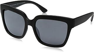 Item 8 Ms.7 Rectangular Black Women's Designer Sunglasses by Foster Grant