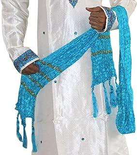 Appparelsonline Men Traditional Indian Dupatta Shawl Scarf Stole Kurta Sherwani