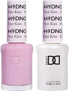 DND *Duo Gel* (Gel & Matching Polish) Spring Set 449 - First Kiss