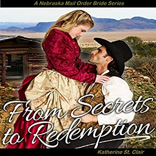 From Secrets to Redemption audiobook cover art