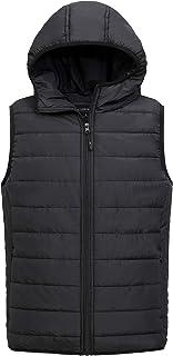 Men's Water-Resistant Lightweight Keep warm Puffer Vest