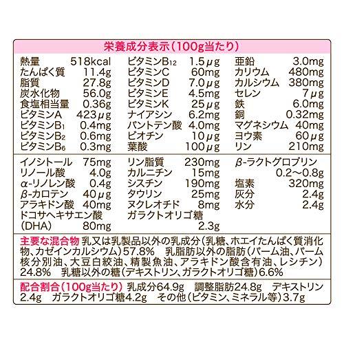 和光堂レーベンスミルクはいはいスティックパック13g×10本粉ミルク[0ヶ月から1歳頃]ベビーミルク個包装DHA・アラキドン酸配合