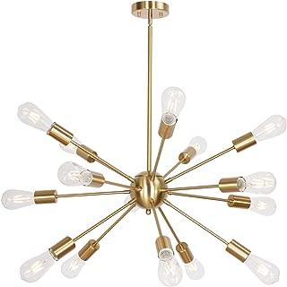 Best brass sputnik light Reviews