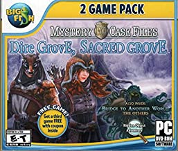 Mystery Case Files DIRE GROVE , SACRED GROVE + Bridge to Another World: THE OTHERS Hidden Object PC Game