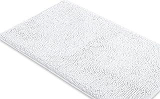 Best LuxUrux Bath Mat-Extra-Soft Plush Bath Shower Bathroom Rug,1