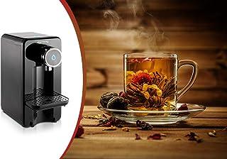 MAGNANI Distributeur eau chaude noir acier 2,5 L, Fontaine a eau chaude électrique, Machine à thé instantanée 100° en 5 se...