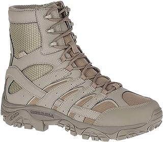 """Merrell Moab 2 8"""" Tactical Waterproof Boot Men's"""