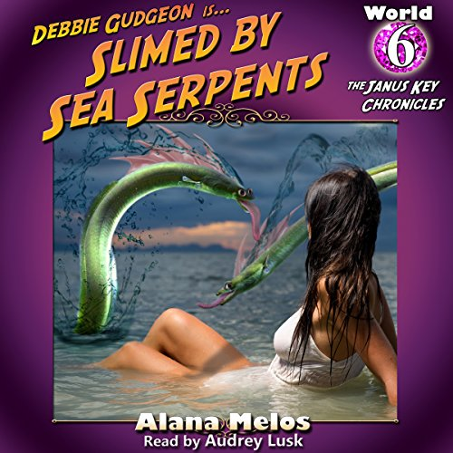 Slimed by Sea Serpents audiobook cover art