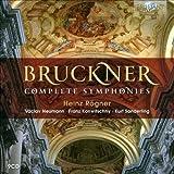 交響曲全集 レーグナー、ノイマン、ザンデルリング、他(9CD) - Bruckner ブルックナー