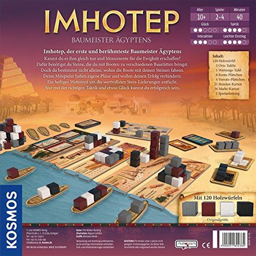 KOSMOS Spiele 692384 – Imhotep - 5