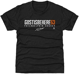 500 LEVEL Shayne Gostisbehere Philadelphia Hockey Kids Shirt - Shayne Gostisbehere Gostisbehere53