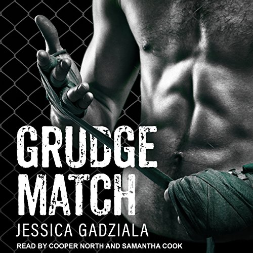 Grudge Match audiobook cover art