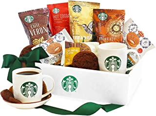 California Delicious Starbucks Coffee and Cocoa Gift