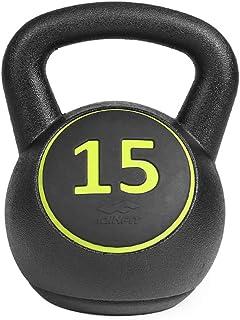 FYLY-Kettlebell para Culturismo y Levantamiento de Pesas, Hogar y Gimnasio Equipo de Entrenamiento Físico, Pesa Rusa para La Fuerza y Entrenamiento Cardiovascular