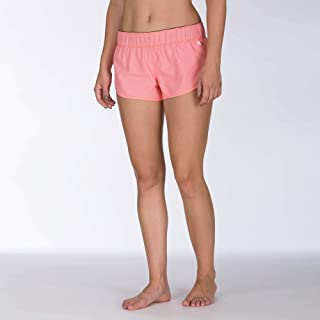 womens pink board shorts