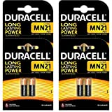 8 x <span class='highlight'>Duracell</span> <span class='highlight'>MN21</span> <span class='highlight'>Specialty</span> <span class='highlight'>Alkaline</span> <span class='highlight'>Battery</span> <span class='highlight'>12</span> V Long Lasting Power Batteries