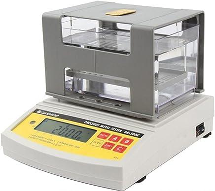 Newtry - Medidor digital de metales preciosos, analizador de pureza dorado, detector de karate