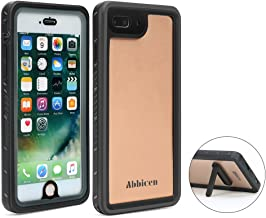 Abbicen Waterproof Case for iPhone 7 Plus/8 Plus 6.5ft Underwater Cover Full Body Protective Shockproof Snowproof Dirtproof Case with IP68 Waterproof Level for iPhone 7Plus/8 Plus …